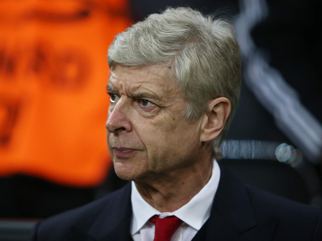 Wenger (Reuters)