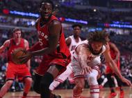 Chicago Bulls-Toronto Raptors (Reuters)