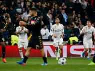 Real Madrid-Nápoles (Reuters)