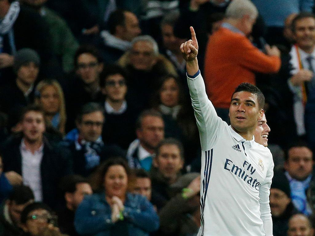 Real Madrid-Nápoles (Reuters)