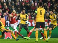 Bayern Munique-Arsenal (Lusa)
