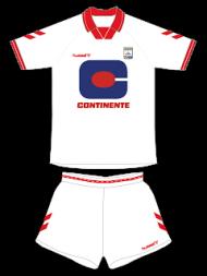União de Leiria 1996