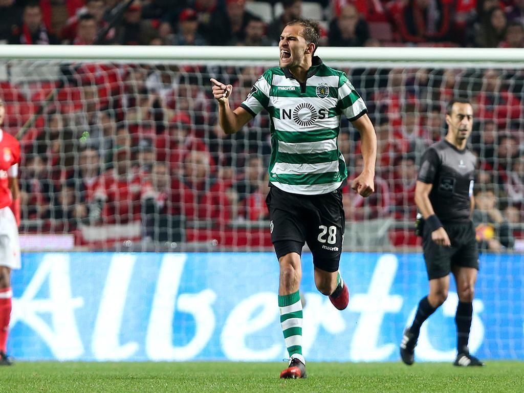 Bas Dost (Sporting) - 24 golos, 48 pontos