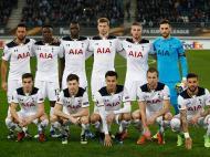 Gent-Tottenham (Reuters)
