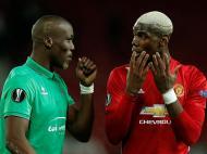Paul Pogba e Florentin Pogba (Reuters)