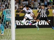Botafogo-Olimpia Asuncion (Reuters)