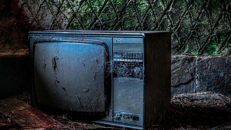 Televisão com quase 100 mil euros no interior
