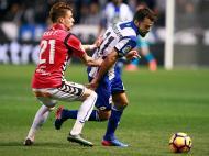 Deportivo Corunha-Alavés (Lusa)