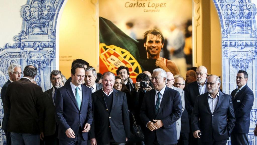 Pavilhão Carlos Lopes volta a abrir portas, 14 anos depois