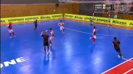 Futsal: Benfica vence em Braga (6-3) com grandes golos