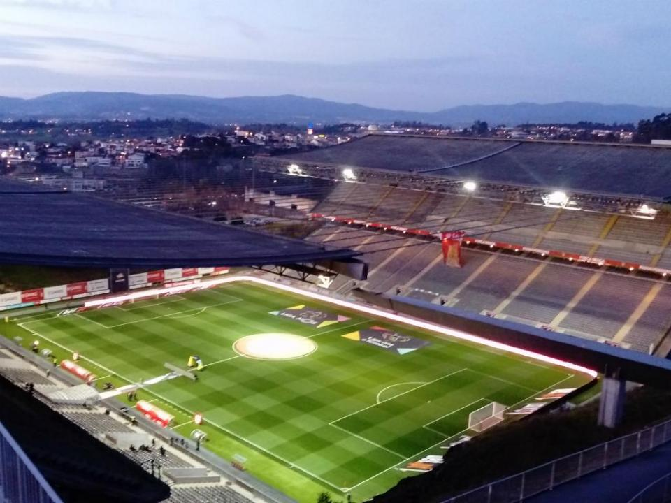 Sp. Braga: 2ª fase da Cidade Desportiva arranca em outubro
