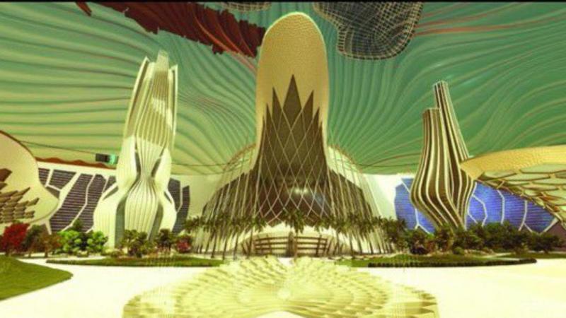 Emirados Árabes Unidos querem construir uma cidade em Marte 3831295c7c7af