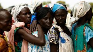 Os rostos da fome no Sudão do Sul