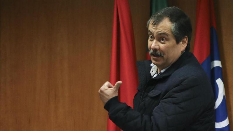 Mário Nogueira, Fenprof