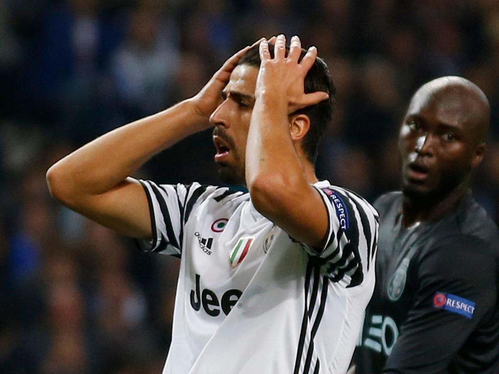 FC Porto-Juventus (Reuters)