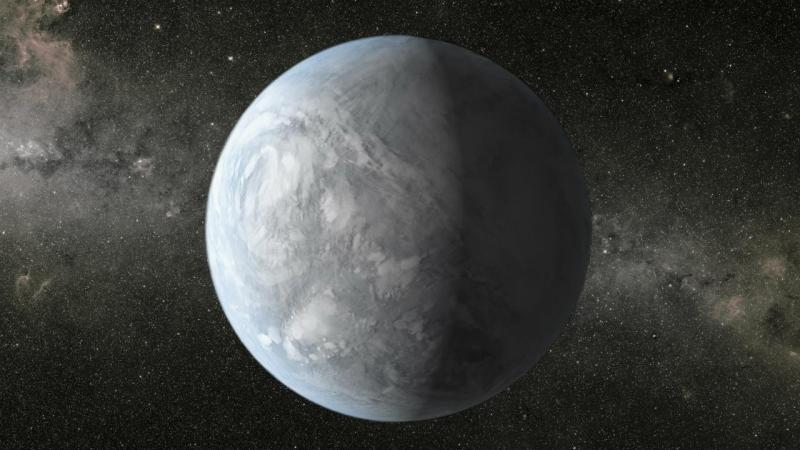 Kepler-62e: planeta designado como uma
