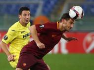 Roma-Villarreal (Reuters)
