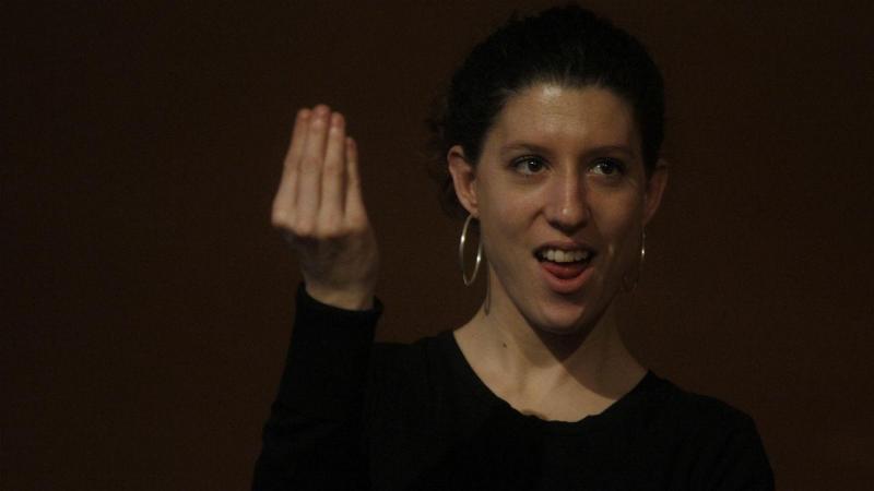 Língua gestual