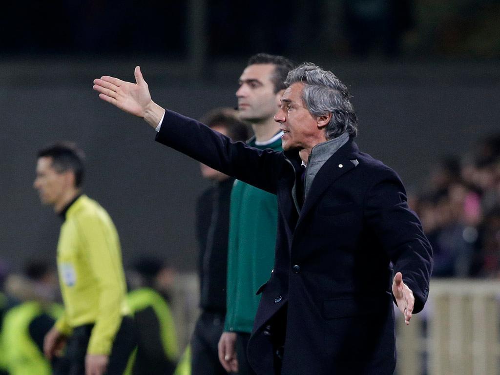 Paulo Sousa (Reuters)