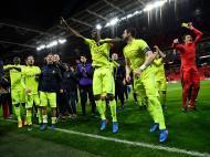 Tottenham-Gent (Reuters)