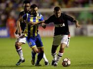 Depeportivo Capiata-Atletico Paranaense (Reuters)