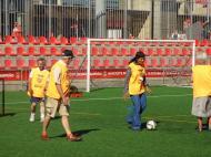 Walking Football no Estádio da Luz
