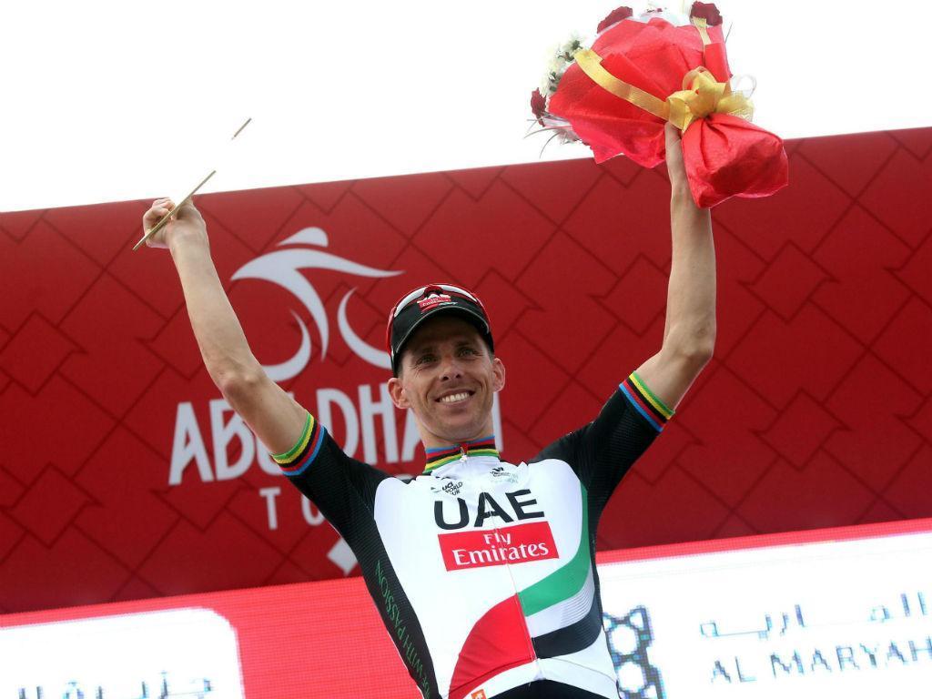 Rui Costa é líder na Volta a Abu Dhabi (Lusa)