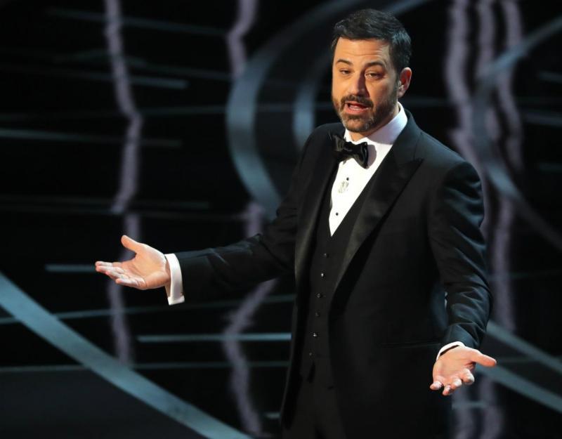 Jimmy Kimmel voltará a ser apresentador dos prémios de cinema Óscares