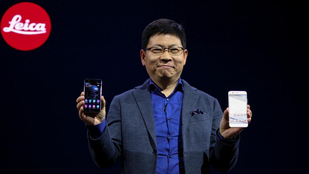 Huawei apresenta P10 e Watch 2