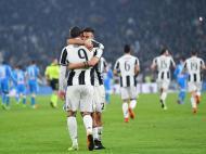 Taça de Itália: Juventus dá a volta ao Nápoles
