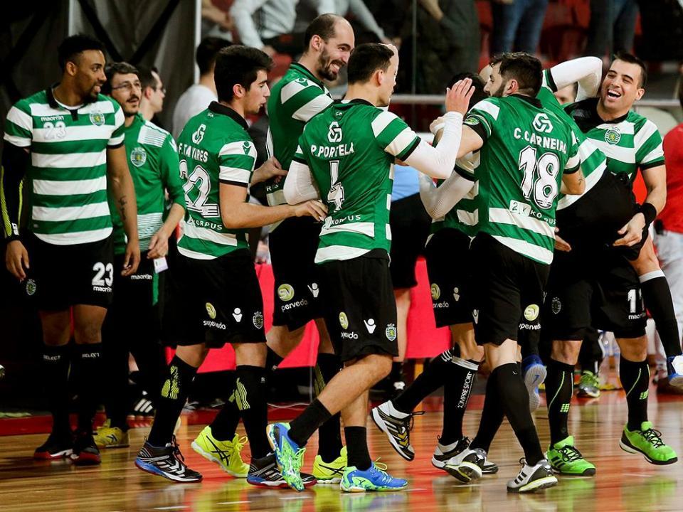 Andebol: Sporting conquista Taça Challenge pela segunda ...