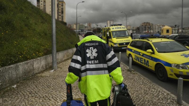 Resultado de imagem para Despiste em Leiria faz dois mortos