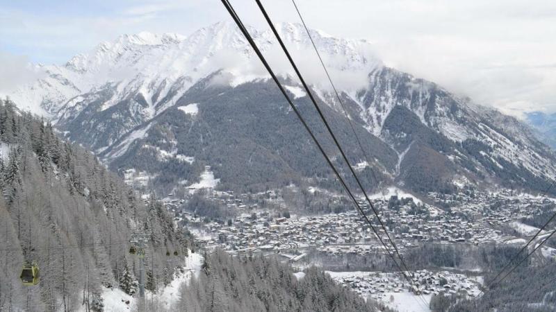 Avalanche nos Alpes italianos mata 3 esquiadores e deixa vários feridos