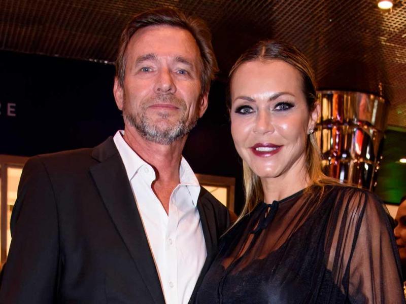 Dale Hellman E Elsa Raposo Noite Dos Oscares Nas Amoreiras  Foto_ Tiago Frazao Lux
