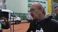 Eleições Sporting: Aurélio Pereira já votou