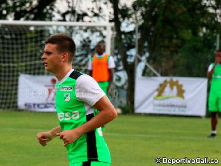 Nicolas Benedetti (Foto DepotivoCali.co)