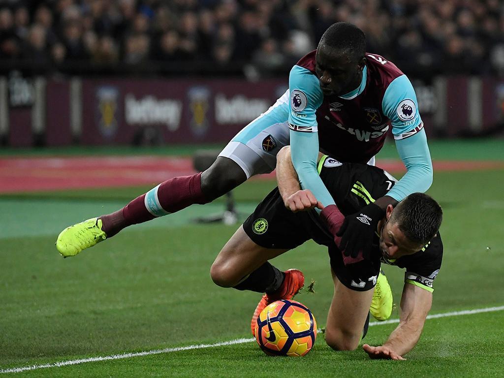 West Ham-Chelsea (Reuters)