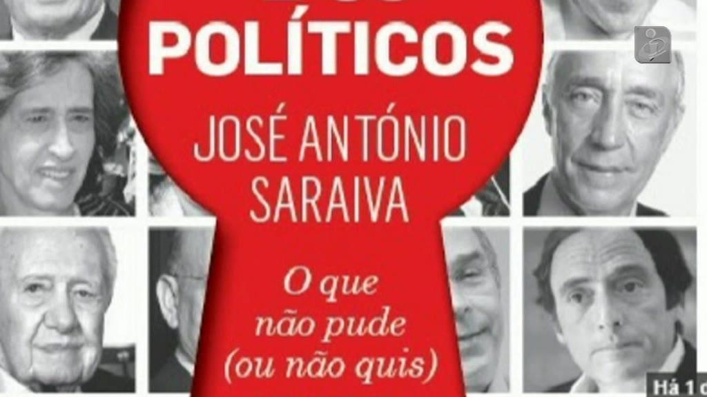 Tribunal ordena recolha de livros de José António Saraiva