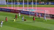 Os golos que deixaram Portugal em último na Algarve Cup