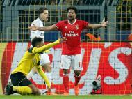 Dortmund-Benfica (Lusa)