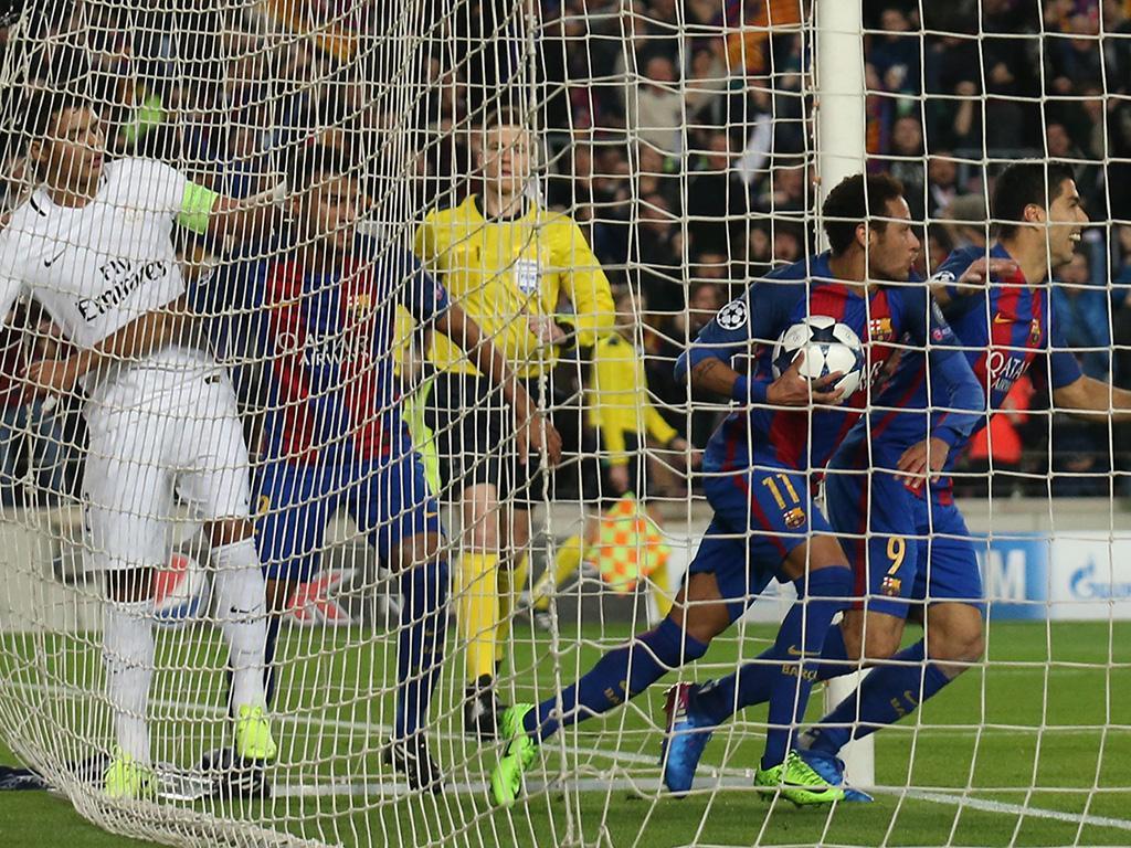 Barcelona-PSG (Reuters)