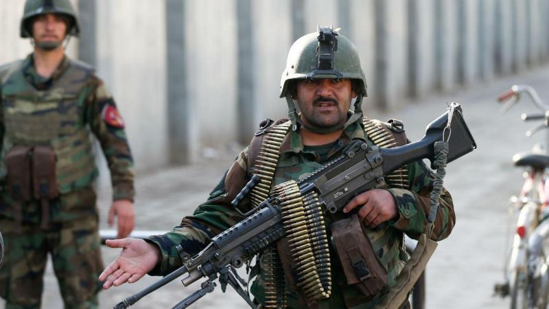 Ataque a hospital militar em Cabul