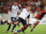 Flamengo-San Lorenzo (Reuters)