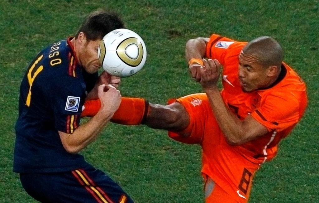 Xabi Alonso (Reuters)