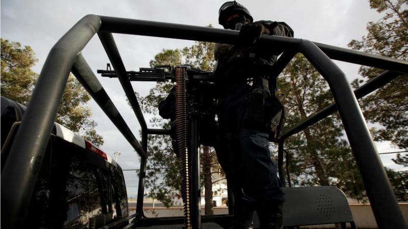 Polícia federal - México