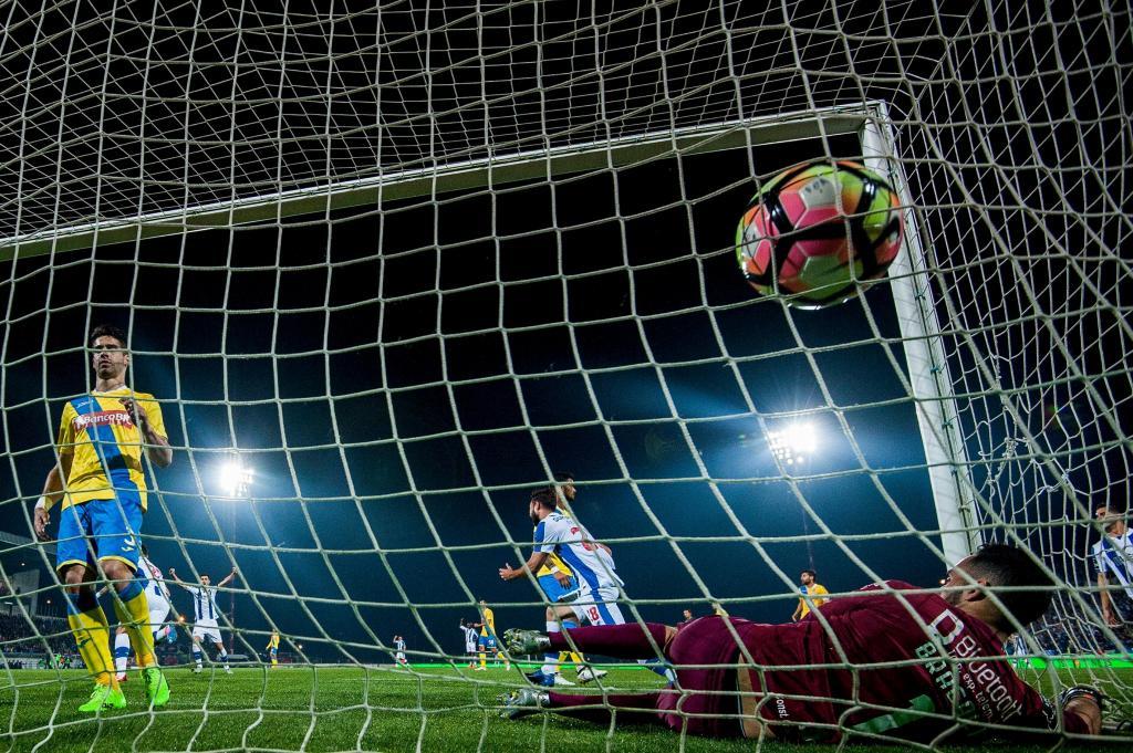 Arouca-FC Porto