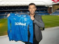 Pedro Caixinha (site oficial do Rangers)
