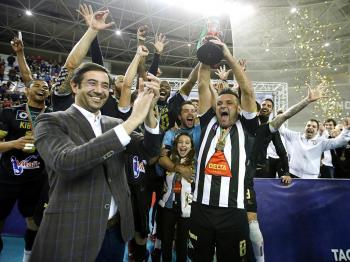 Miguel Maia, 45 anos e ainda ganha títulos: «Não sei viver sem o voleibol»