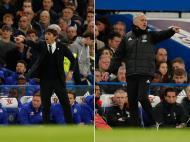 Conte e Mourinho