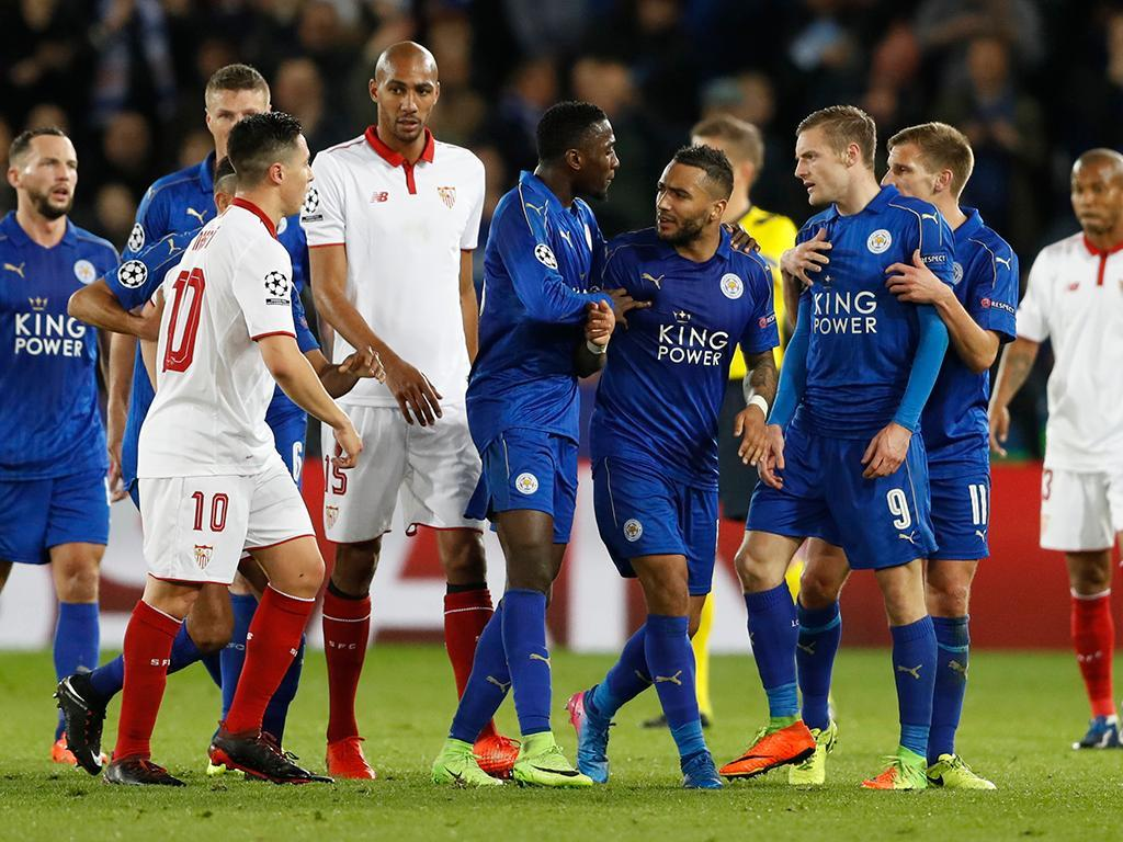 Leicester-Sevilha (Reuters)